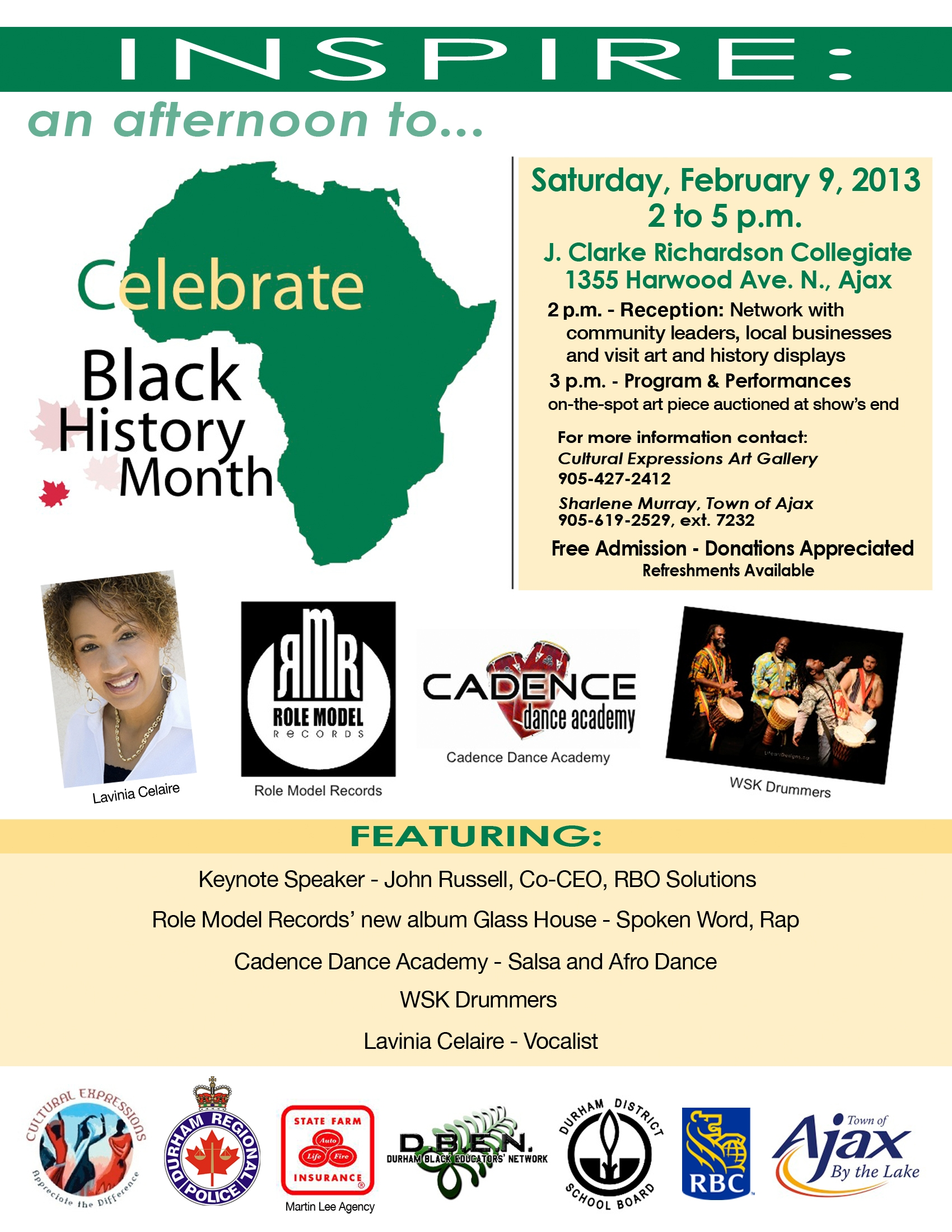 Black History Month Final Flyer