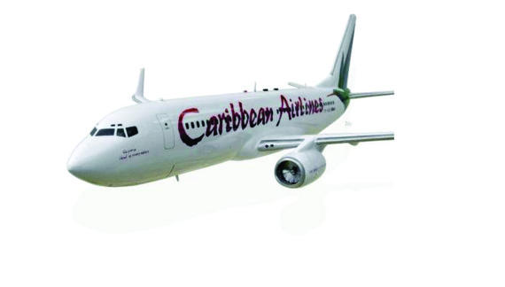 Caribbean Airlines now offering twice-weekly flights  from Canada to Guyana