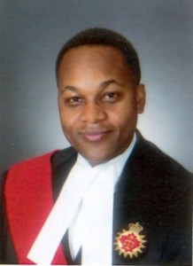 Justice Michael Tulloch