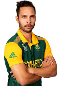 Farhaan Behardien – Player of the Match.