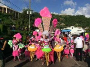 From Grenada Carnival 2016