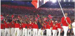Team Trinidad and Tobago