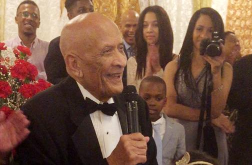 Grenada-born centenarian dies in Stouffville at 102