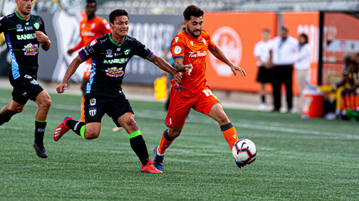 Hamilton Forge welds together historic CONCACAF League Wins