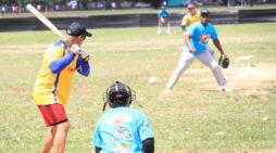 Latinos bring softball (baseball) to TT