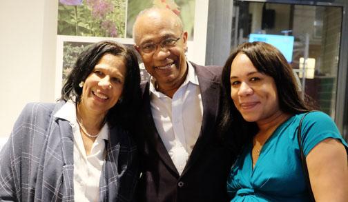 """Cynthia Reyes' """"Twigs in My Hair"""" – a family affair"""