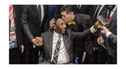 Pele suffering from depression, son says