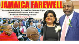 Jamaica 's Consul General and High Commissioner returning home