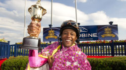 Caribbean riders set for Woodbine  after government eases restrictions