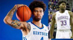 Two Jamaicans make NBA Draft
