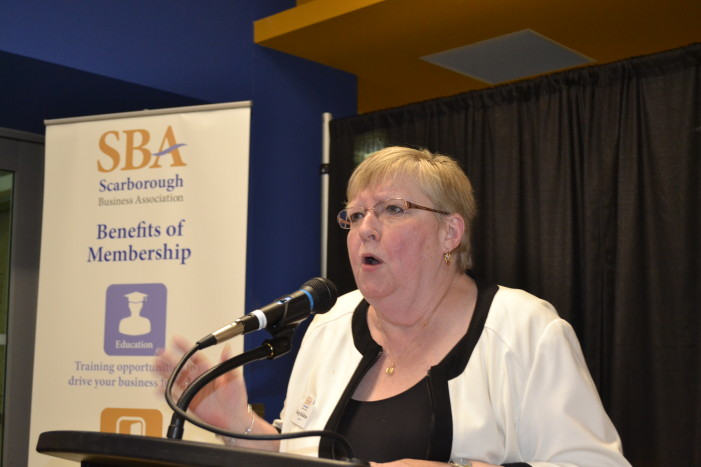 Scarborough launches biz association