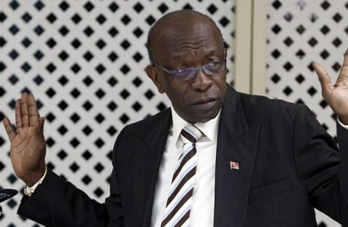 Former FIFA vice president ordered to repay  (TT) multi-million dollar loan