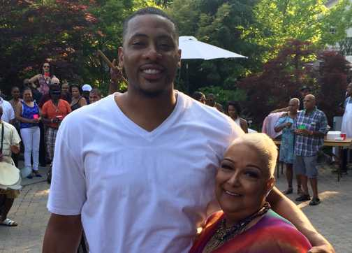 Jamaal Magloire's RSVP raises funds for The Children's Breakfast Club