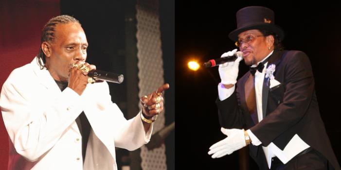 Sugar Aloes and Baron to sing at Soca Gold Christmas extravaganza