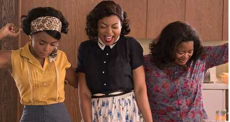 'Hidden Figures ' comes to the silver screen in Canada