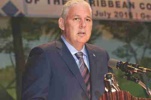 Message from CARICOM Chairman Allen M. Chastanet on The Bahamas regarding Hurricane Dorian