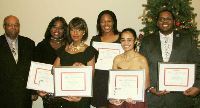 Five outstanding students receive Tringo scholarships