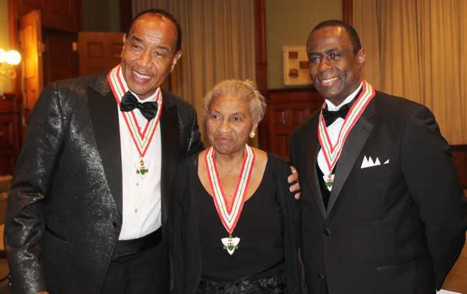 Three members of the Caribbean community receive Order of  Ontario