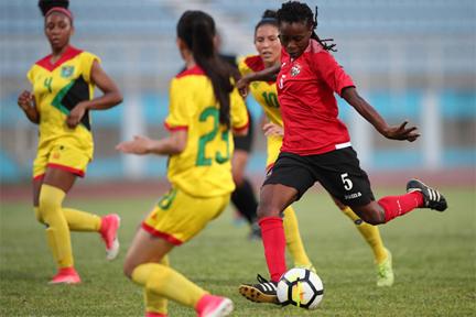 Trinidad and Tobago wins CFU cup
