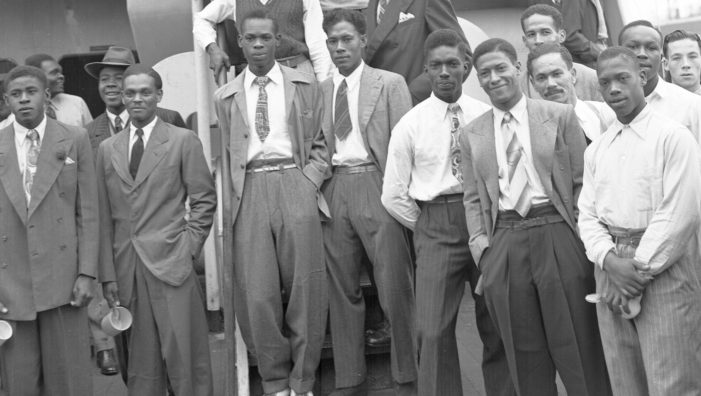 Free UK citizenship and compensation for 'Windrush generation'