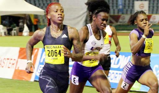 Ahye retains Trinidad and Tobago national 100m title
