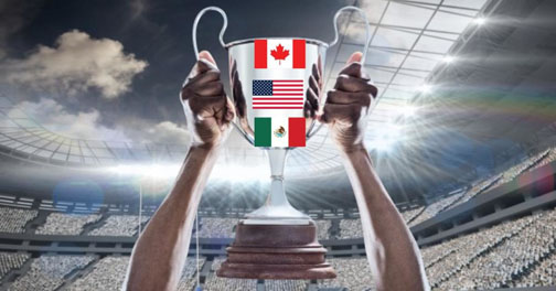United States, Mexico and Canada to host  2026 World Cup