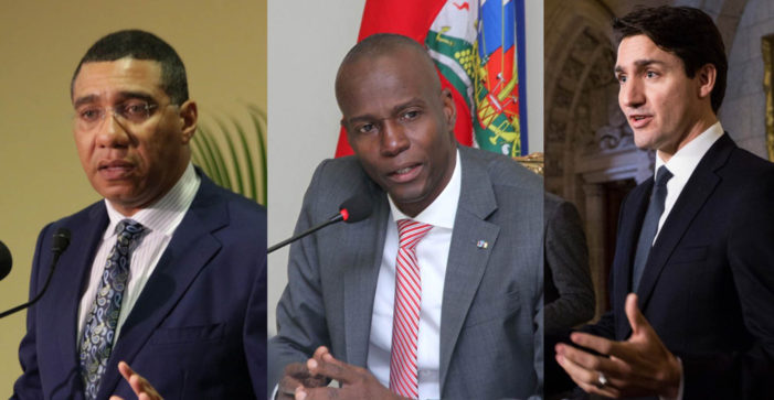 Two  Caribbean leaders to attend G7 Summit