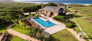 Barbados named Caribbean Luxury Destination of 2017