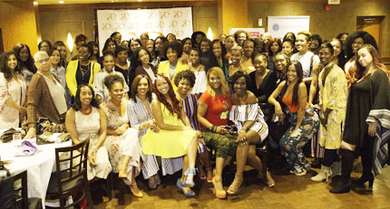 Business women told networking  is important for career advancement