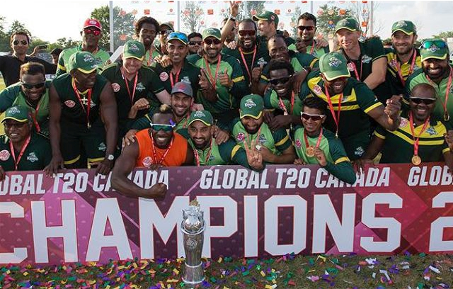 Global T20 Canada returns for second season in 2019