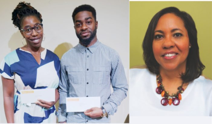 Two Black youth receive scholarships  from Tropicana Community Services
