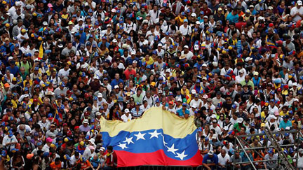 UN urges Caribbean to show solidarity toward Venezuelans