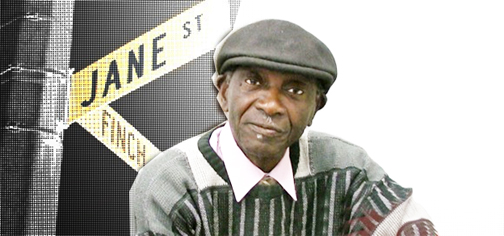 Mr. Jane and Finch, a dedicated Black community leader