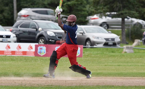 Canada  geting ready for  ICC World Division 2