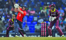 England 'whitewash' Windies in T20 series