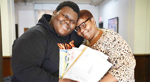 Trinidadian teen overcomes homelessness  and is accepted into 17 US colleges