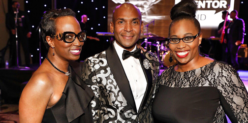 Celebrating Black excellence at the Diamond Ball