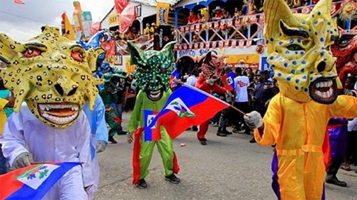 Haiti carnival scrapped after unrest