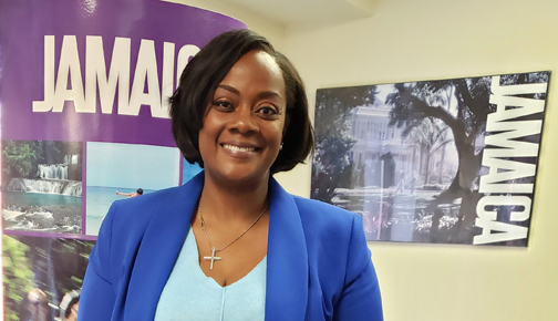 Jamaica appoints new Regional Director of  Tourism  for Canada