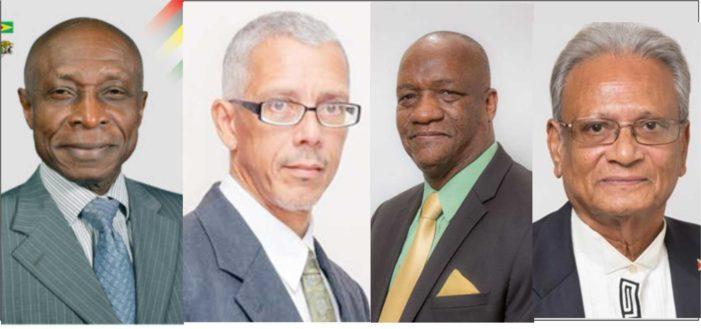 Guyana government legislators with dual citizenship resign