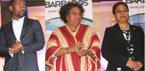 No problem with dual citizenship, Barbados prime minister  tells fellow nationals in Canada