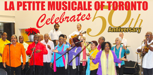 La Petite Musicale of Toronto celebrates its 50th anniversary at its Legacy Alive gala