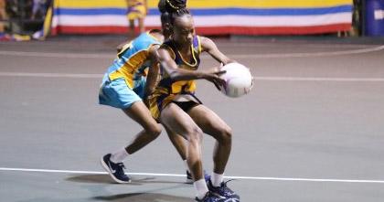 Barbados wins Jean Pierre Memorial Junior Netball Championship