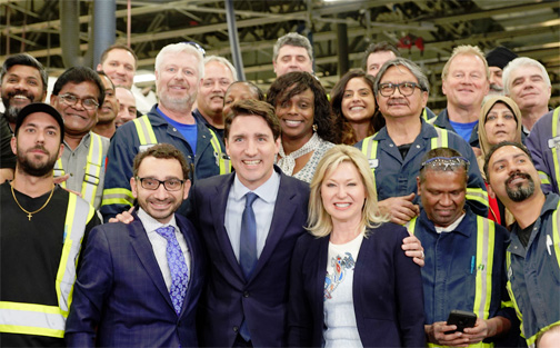 Canada still welcomes immigration – Trudeau