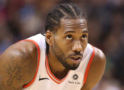 Raptors Kawhi Leonard for mayor?