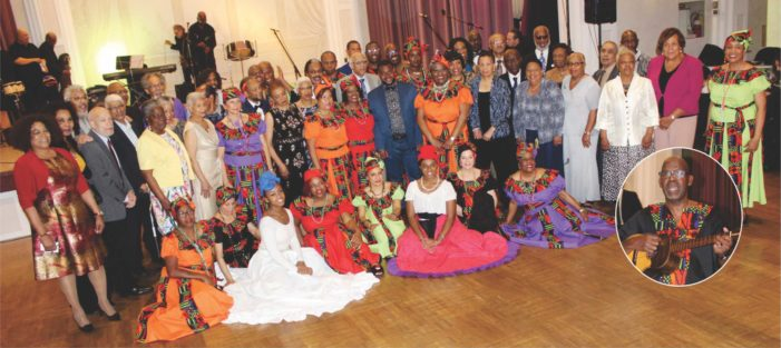 Golden voices at La Petite's 50th Anniversary