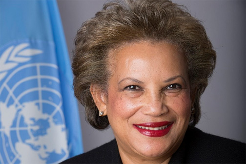 Guyanese Appointed to Senior UN Post