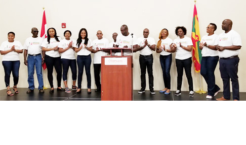 Grenada Disaster Preparedness organization launched in Toronto  ahead of 2019 Hurricane Season