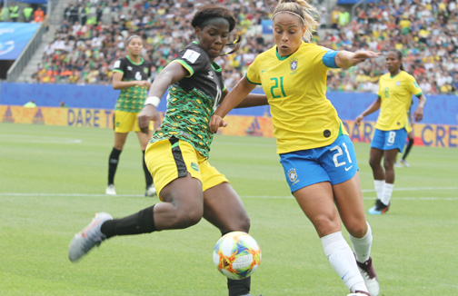 The  Reggae  Girlz match against Italy may determine the fate of the  Jamaican  team in the tournament