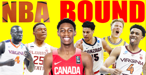 Jamaican Canadian features in record NBA draft